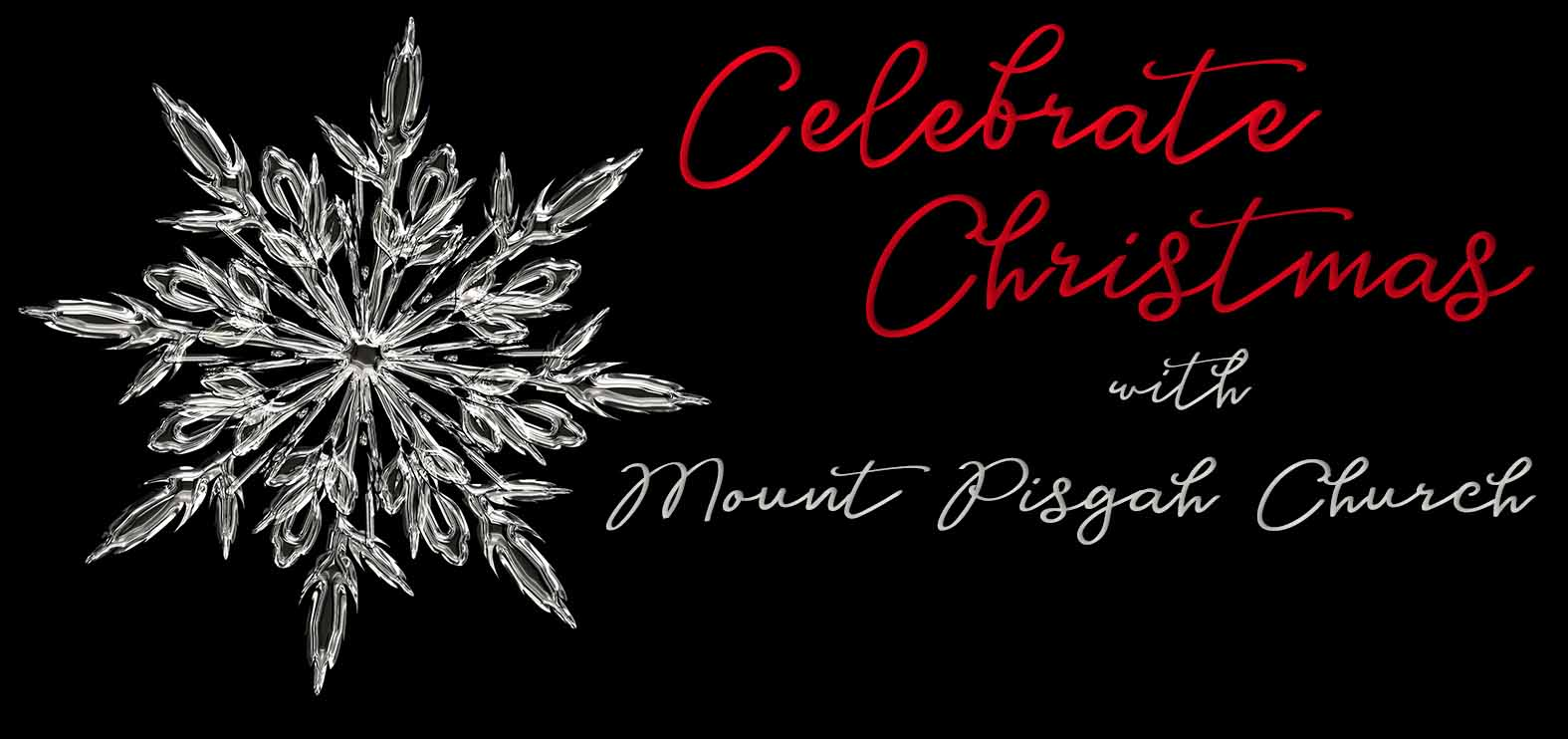 Christmas at Mount Pisgah